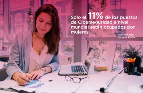 La gran importancia de la mujer en la ciberseguridad