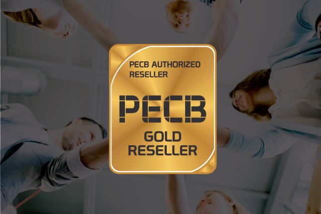 """Grupo Cynthus recibe el reconocimiento de """"Gold Partner"""" de PECB en México"""