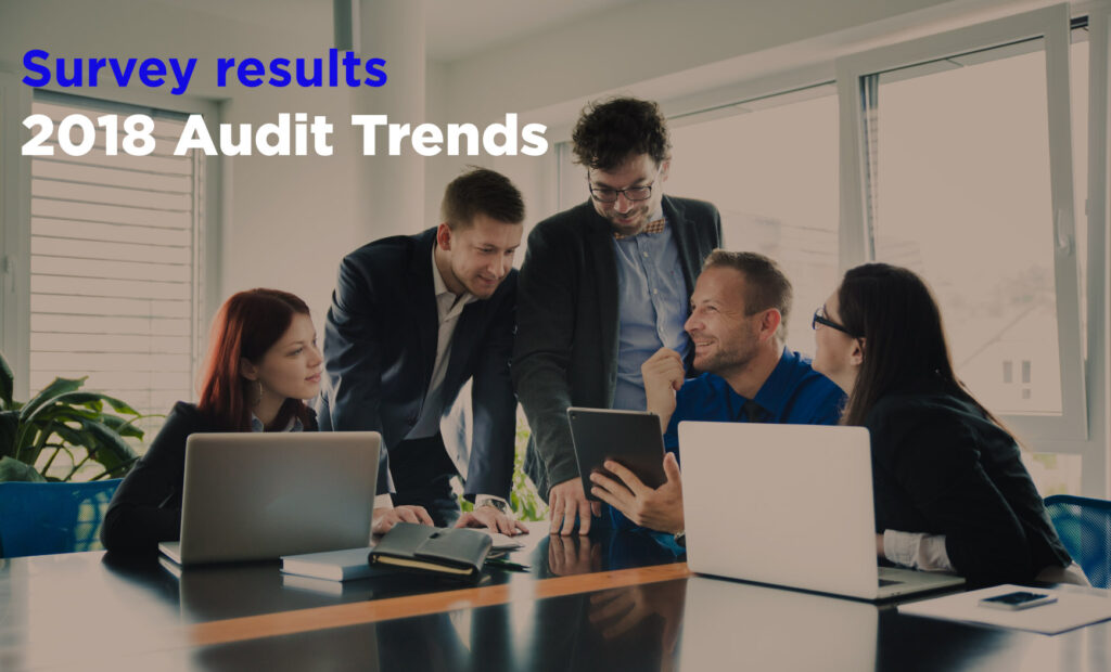 Acerca de la encuesta Audit Trends 2018