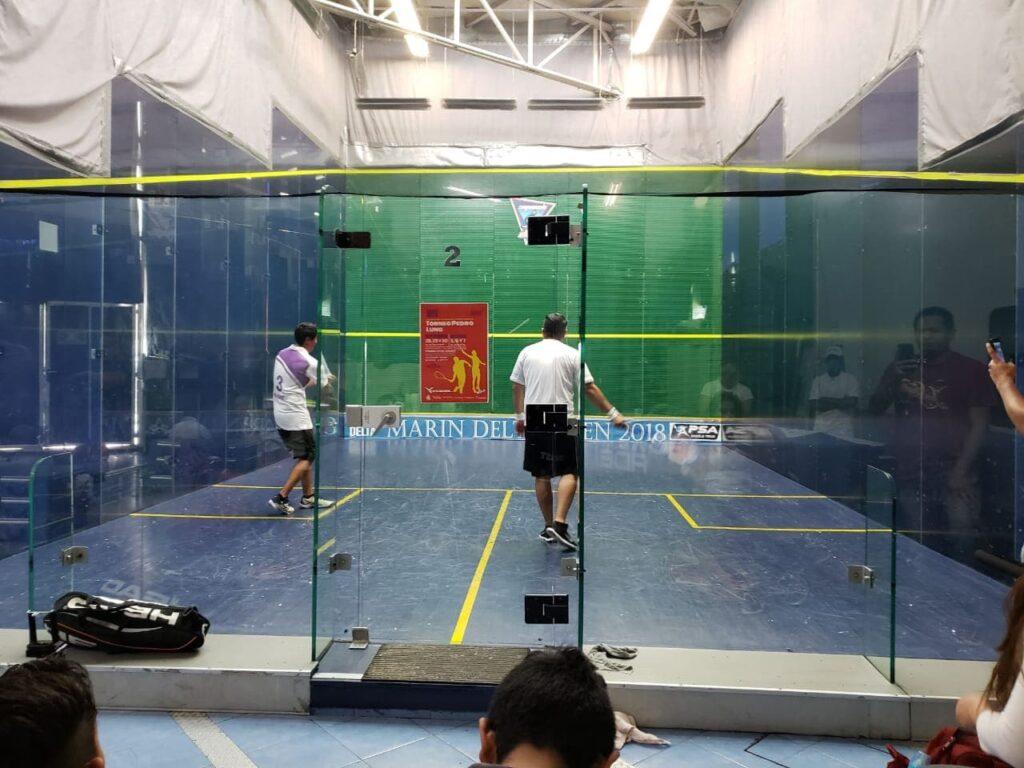 Competencia Squash