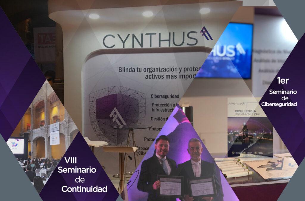 Cynthus en el VIII Seminario de Continuidad 2018 ABM