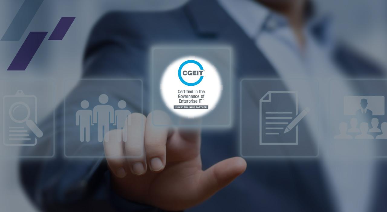 Actualización de la certificación CGEIT