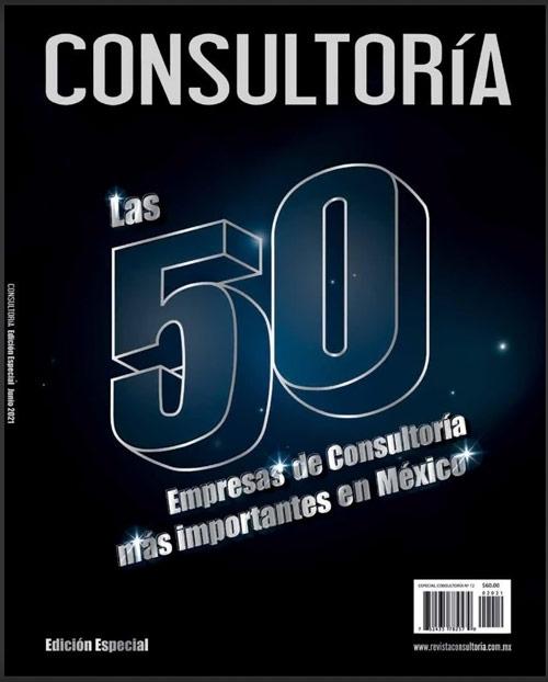 Portada revista Consultoría Junio 2021