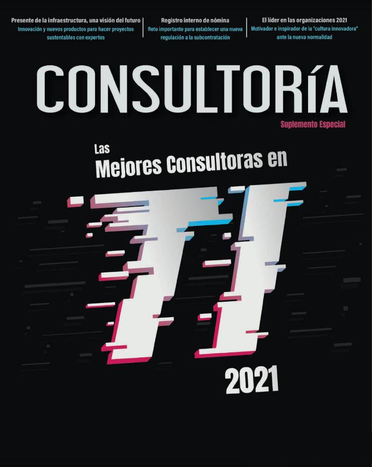 Revista Consultoría las mejores consultoras TI 2021