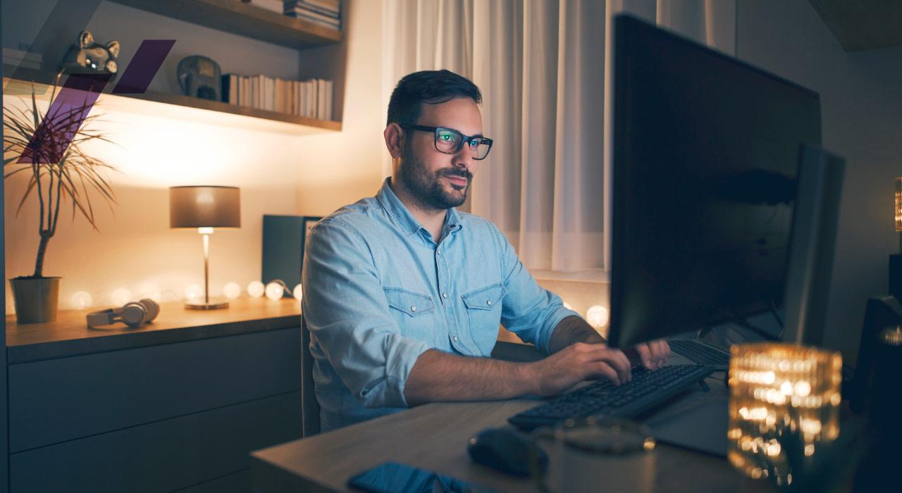 Artículo Seguridad en el trabajo en casa