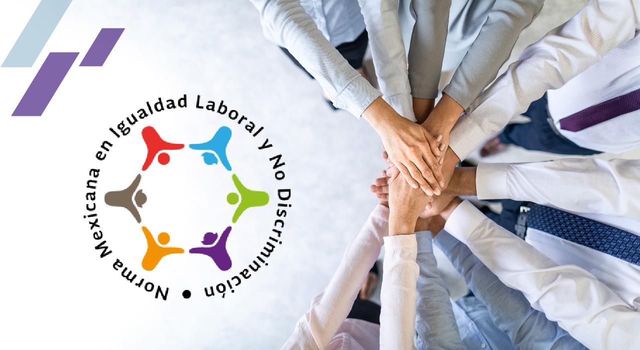 CYNTHUS recibe Certificado en Igualdad Laboral y No Discriminación